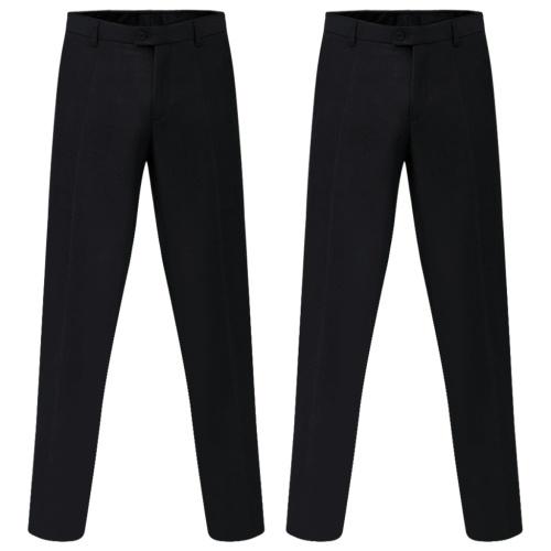 Due pezzi da maschile  con pantaloni extra nero taglia 48