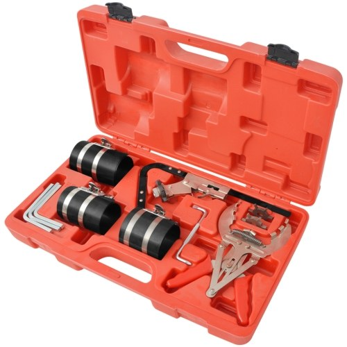 Kit attrezzi per la manutenzione del pistone 11 pezzi