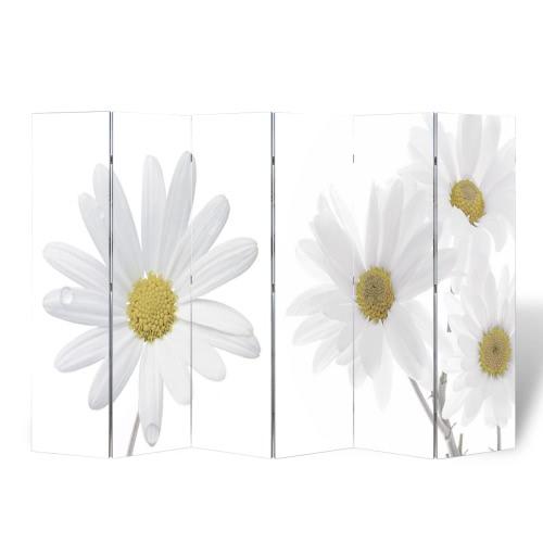 Paravent fleurs 240 x 180
