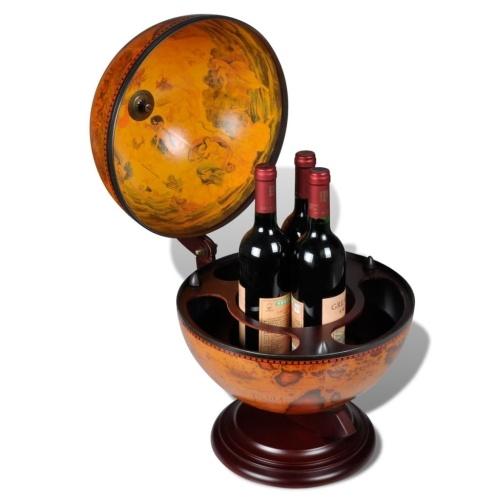 Bar globe with scole