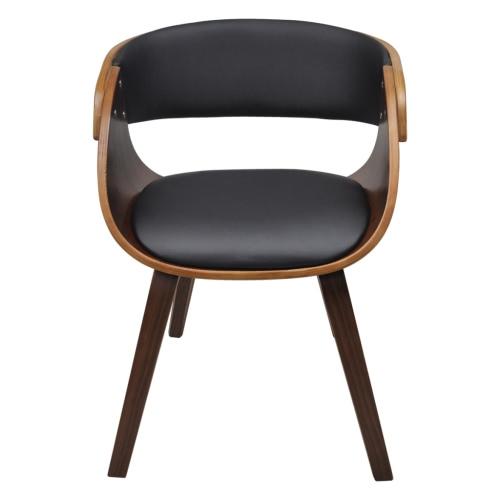 Chaise salle à manger brun