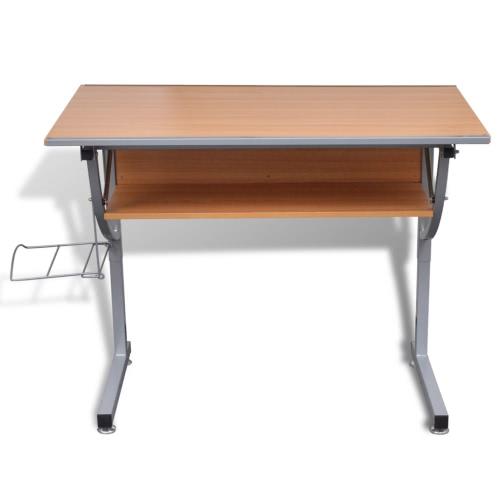 Table à dessin avec plateau inclinable
