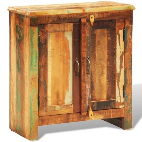 Armoire vintage en bois recyclés