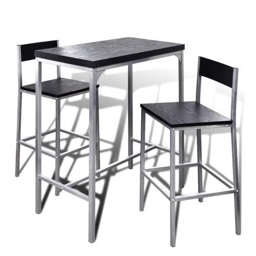 Ensemble table et chaises hautes