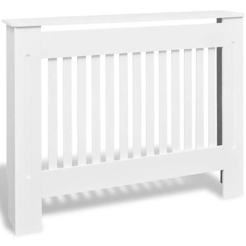 Cache radiateur Blanc 112 cm
