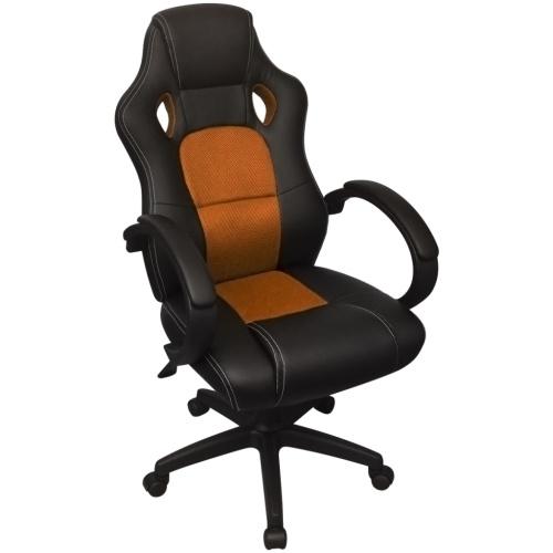 Офисное кресло из апельсиновой кожи