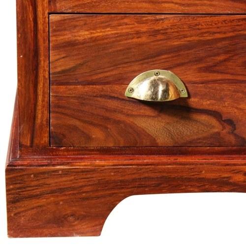 sesham solid wood dresser 162 x 40 x 85 cm