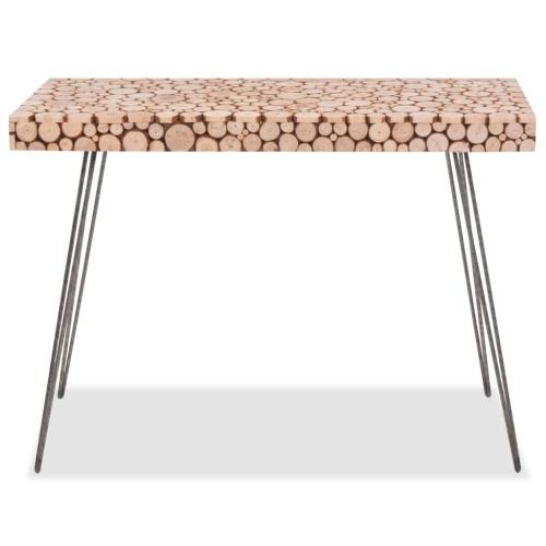 Table console Bois véritable