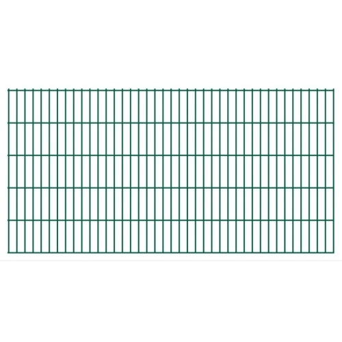 giardino pannelli di recinzione 2D 2008x1030 mm 14 m Verde
