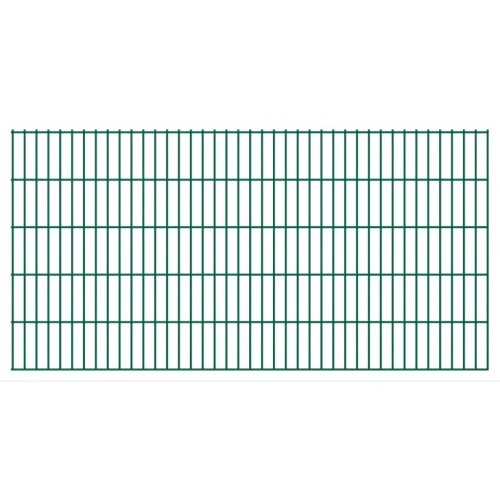giardino pannelli di recinzione 2D 2008x1030 mm 28 m Verde