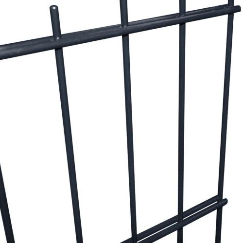 2d for garden fencing panels 2008x1030 mm 16 m grey