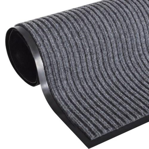 Grau PVC-Tür-Matte 2 '9