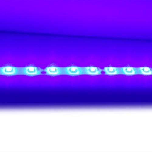 Centro di intrattenimento, parete mobile TV con LED bianchi 169,2 cm