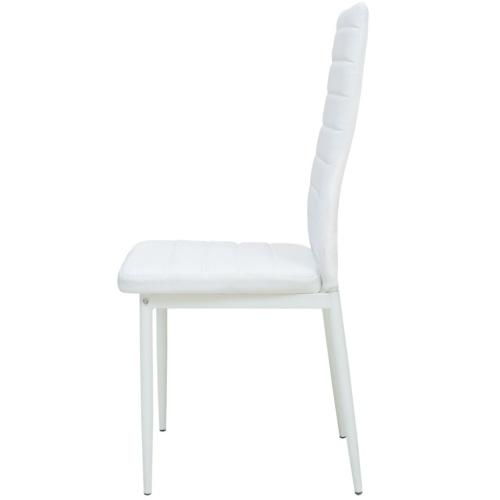 set di tavoli e sedie in tre pezzi