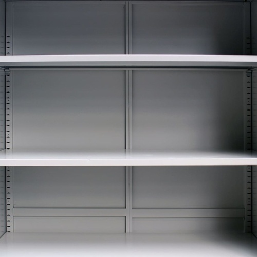 Office Cabinet Steel Gray
