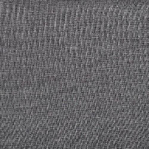 Обеденные стулья 4 шт. Ткань Темно-серый