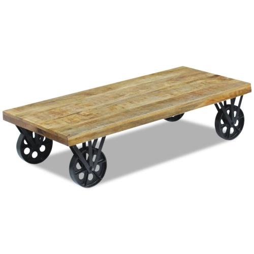 Журнальный столик Mango Wood 120x60x30 см