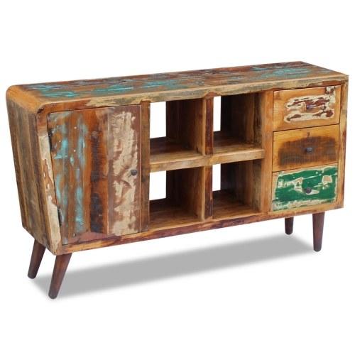 Шкаф из массивной древесины с восстановлением 150x40x86 см