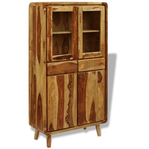 Деревянный буфет Sheesham 90x40x175 см