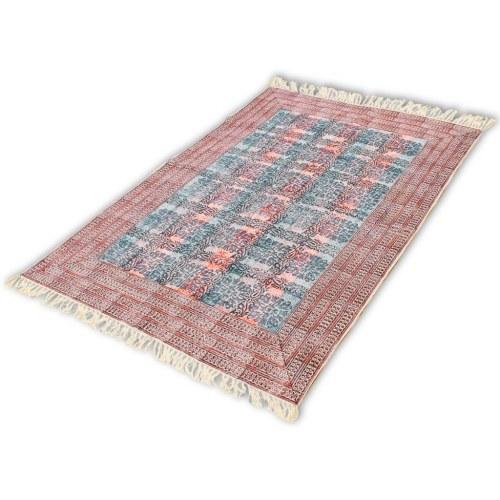 180x120 см хлопковый ковер Красный