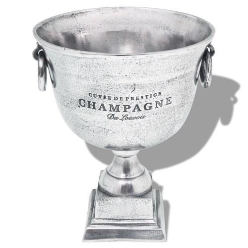 Серебряный чиллер Champagne Cup Trophy