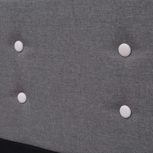 Giroletto 140x200 см Светло-серый покрытый оболочкой