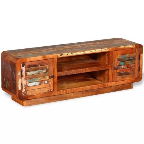 Шкаф из массивной древесины 120x30x40