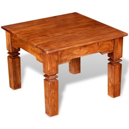 Столовый журнальный столик 60x60x45 см