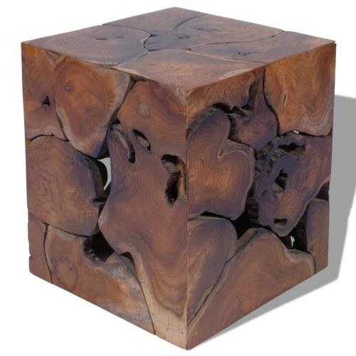 Tek Solid Wood Stools / Журнальный столик 4 шт.
