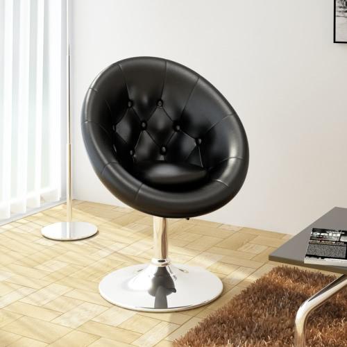 Club Chair Nero