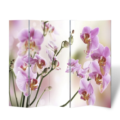 Partition Wall Partition Privacy 200 x 180 Flower