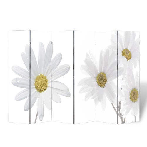 Partition Wall Partition Privacy 240 x 180 Flower