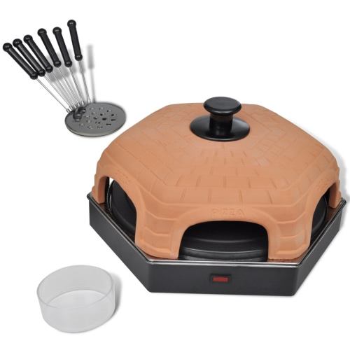 Pizza Oven Dome Terracotta Oven Pizza Oven 6 Spatulas