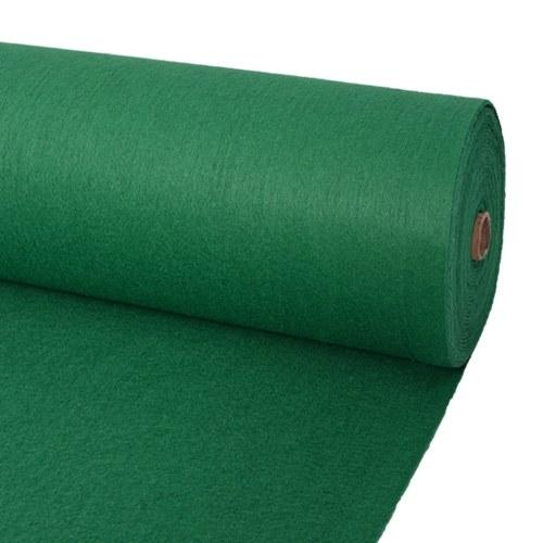 Экспозиция Плоский ковер 1x12 м Зеленый