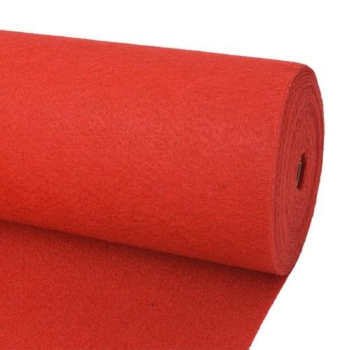 Коврик для экспозиции 1x24 м Красный