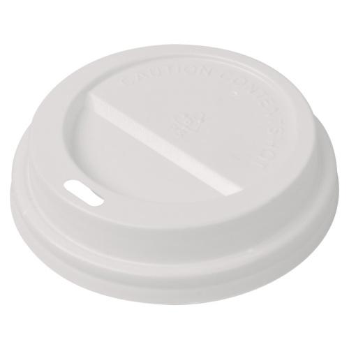Deckel für Einweg-Kunststoff-Trinkgläser 1000 Stück 80 mm