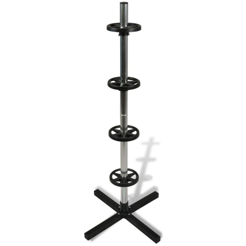 Tyre Holder Rack Storage Metal for 4 Tyres