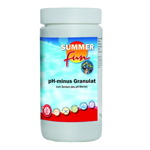 Summer Fun pH+ 1,5 kg PH increaser