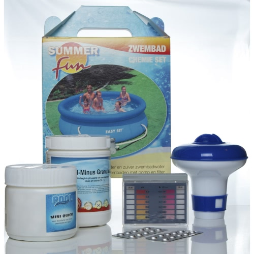Summer Fun Pool Chemical Starter Kit