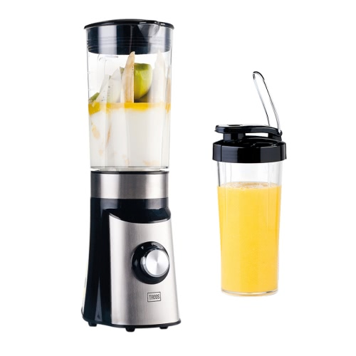 Trebs Blender Smoothie To Go 450 ml Drink Cup 1 Liter Jug
