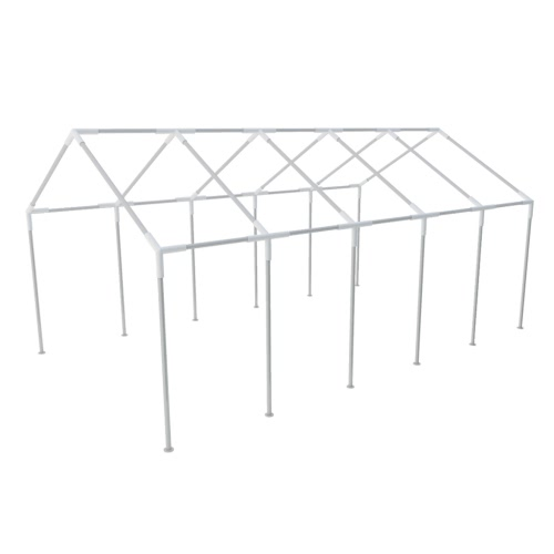 Steel Frame for Party Tent 10 x 5 m