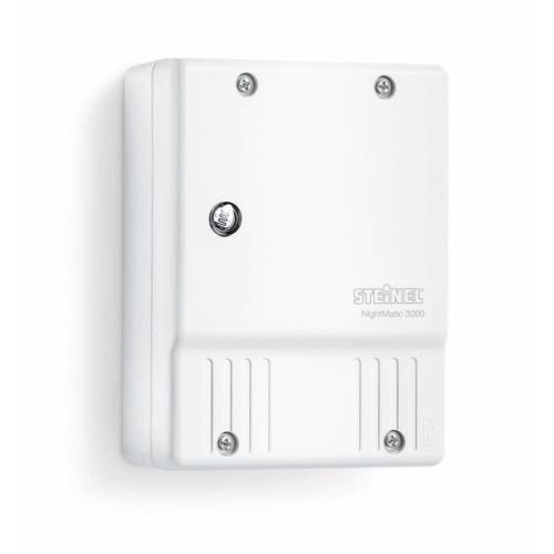 Steinel Lichtkontrolle NightMatic 3000 Weiß