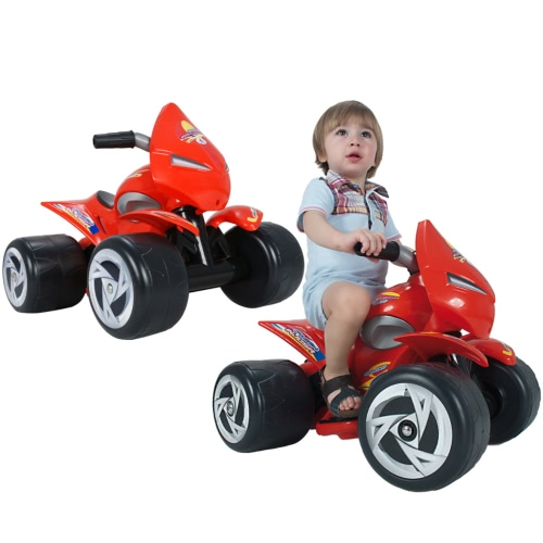 Injusa Kinderquad Alien 6 V
