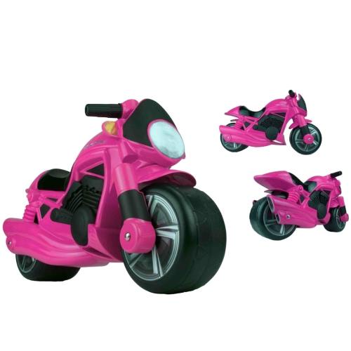 Injusa Kindermotorrad rosa