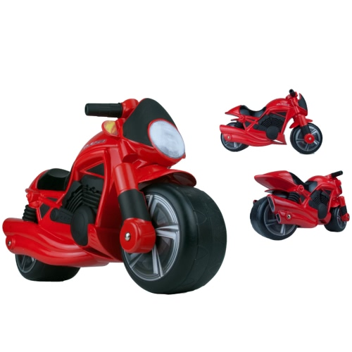 Injusa Motorbike Red