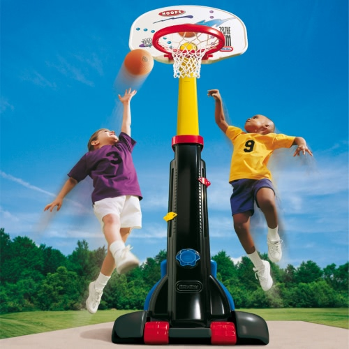 Little Tikes Easy Store Basketball Set (Large)