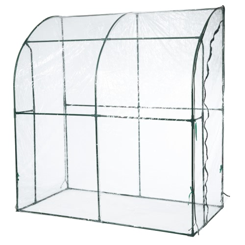 Nature Cold Frame Wall Model 200 x 100 x 215 cm 6020411