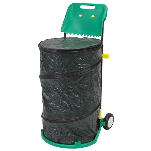Nature Folding Garden Waste Trolley 6070405