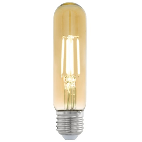 EGLO Vintage Style LED Light Bulb E27 T32 Amber 11554