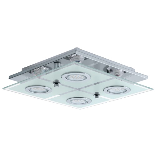 EGLO LED Ceiling Lamp Cabo Square 13549